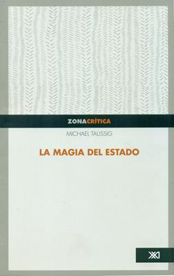 MAGIA DEL ESTADO, LA: portada