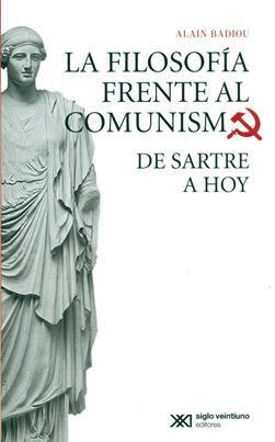 La filosofía frente al comunismo: portada