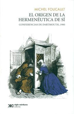 EL ORIGEN DE LA HERMENÉUTICA DEL SÍ: portada