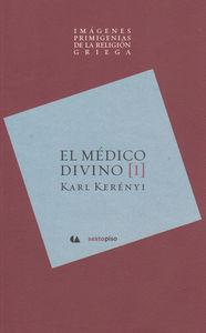 MEDICO DIVINO,EL - ISBN MEXICO: portada