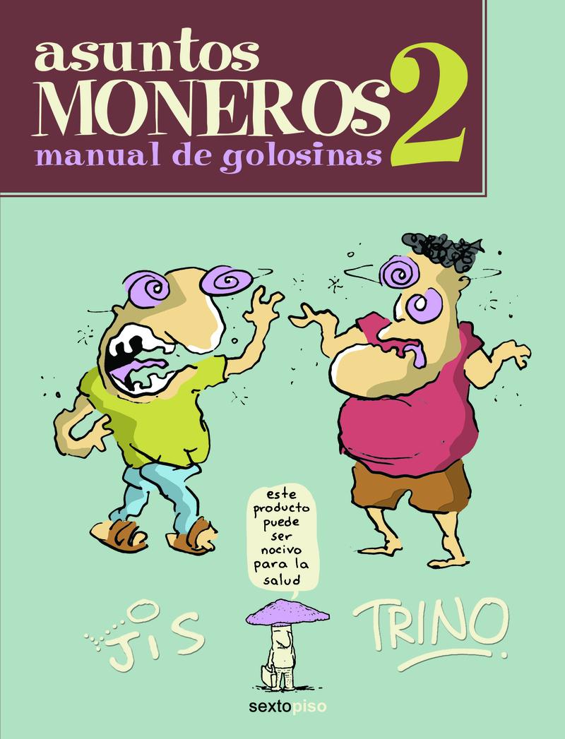 Asuntos moneros 2: portada