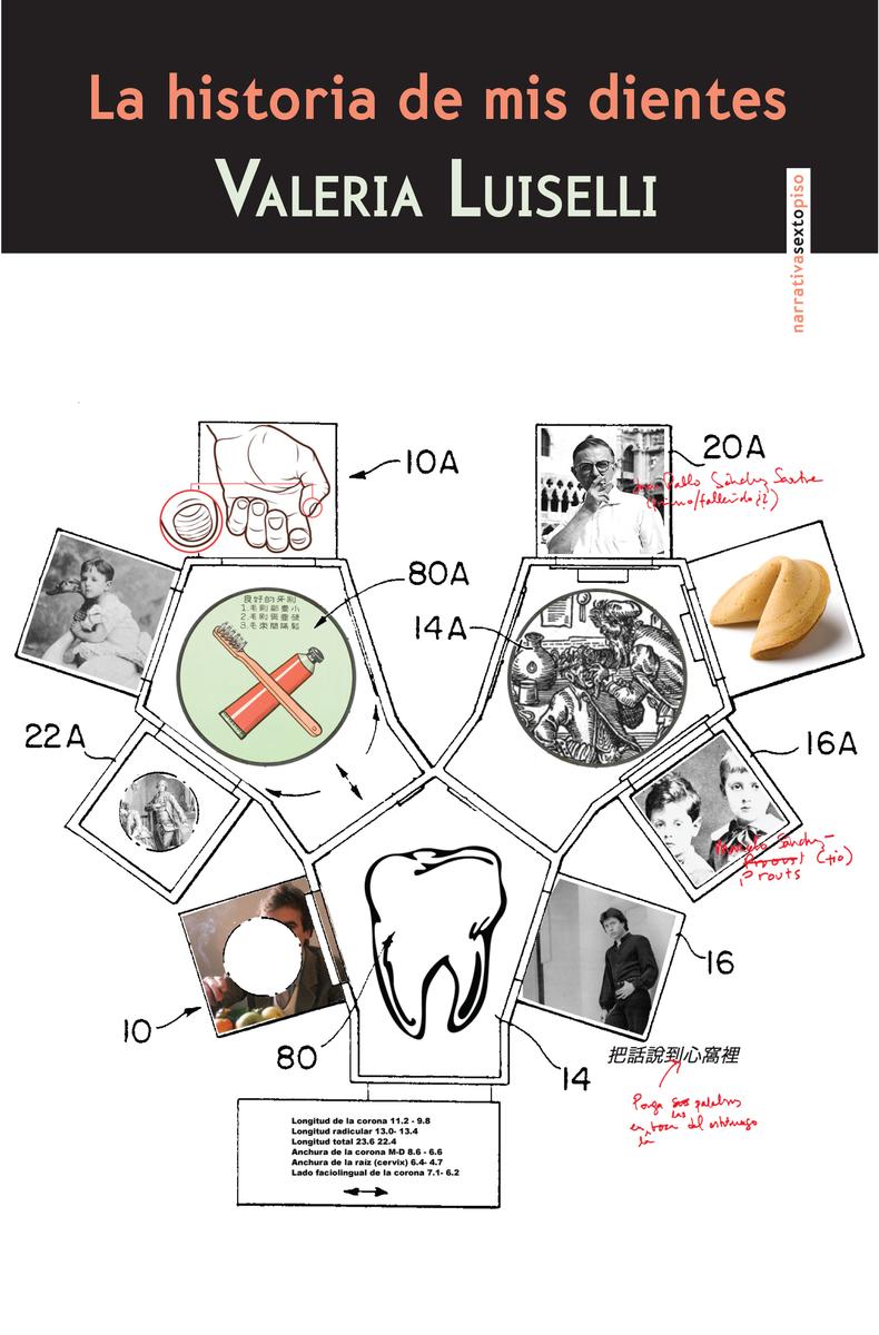 La historia de mis dientes (Segunda Edición): portada
