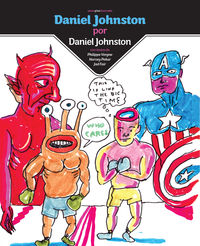 Daniel Johnston: portada