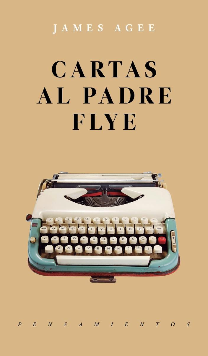 Cartas al padre Flye: portada