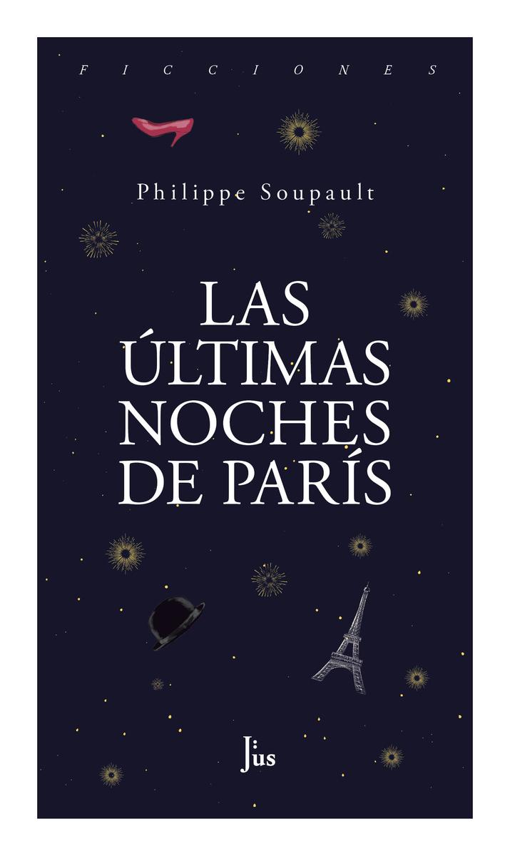 Las últimas noches de París: portada