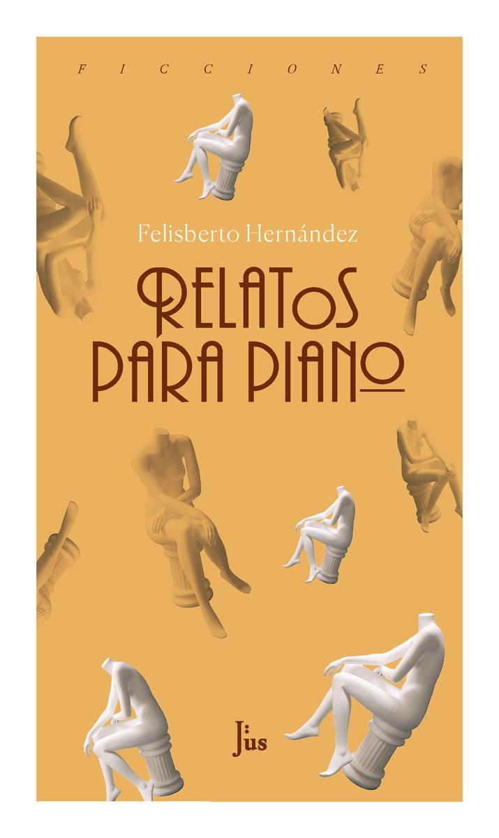 Relatos para piano: portada
