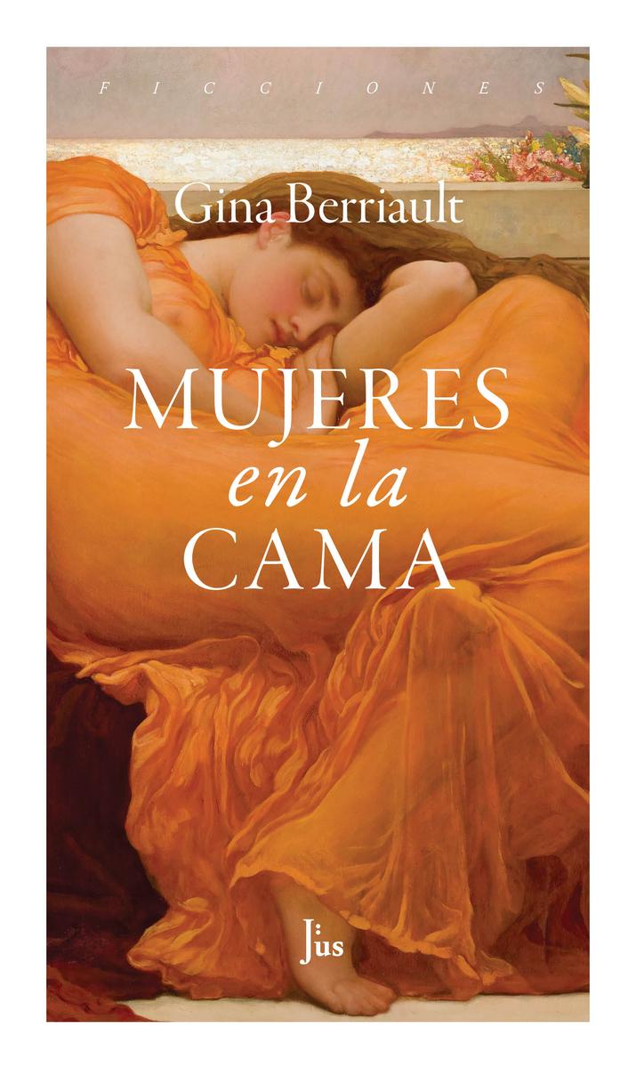 Mujeres en la cama: portada