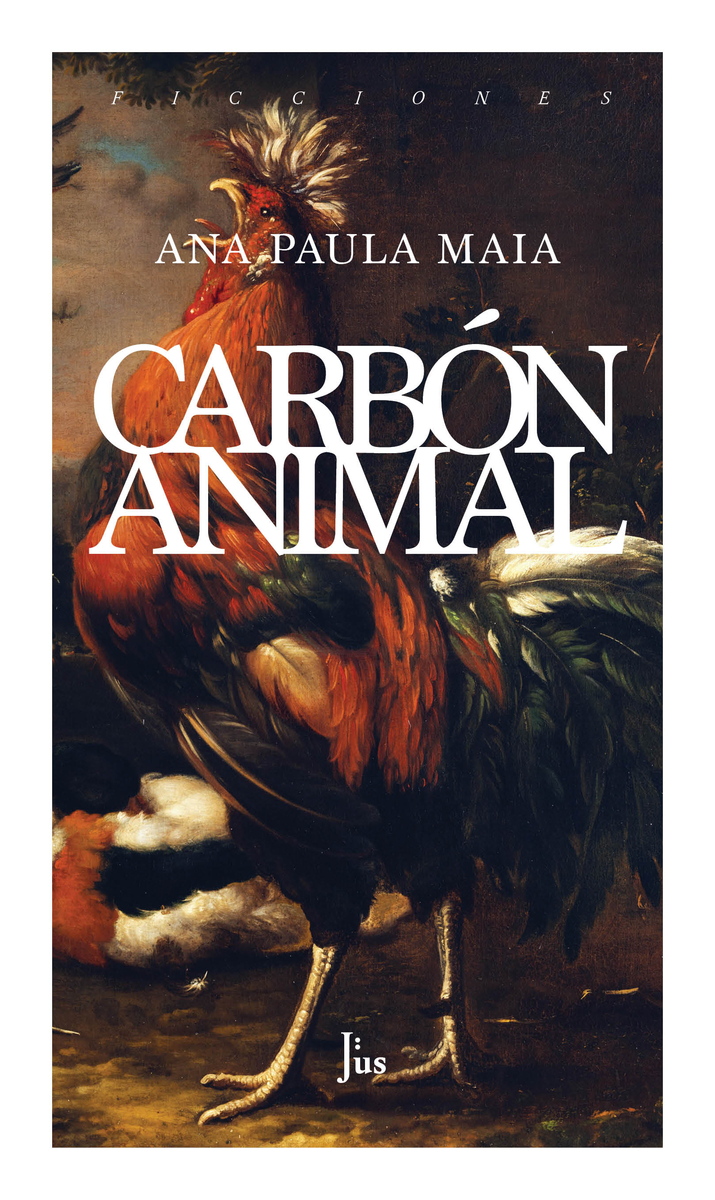 Carbón animal: portada
