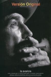 VERSION ORIGINAL 196 REVISTA DE CINE AGOSTO 2011: portada