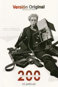 VERSION ORIGINAL 200 REVISTA DE CINE ENERO 2012: portada
