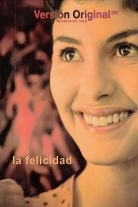 VERSION ORIGINAL 207 REVISTA DE CINE SEPTIEMBRE 2012: portada