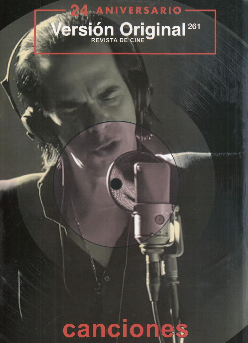 VERSION ORIGINAL 261 REVISTA DE CINE JULIO 2017: portada