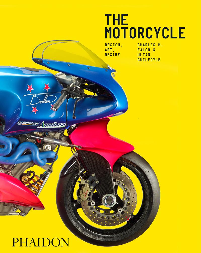 The Motorcycle book: Design, Art, Desire: portada