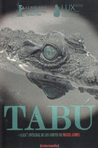 TABU + (casi) INTEGRAL DE LOS CORTOS DE MIGUEL GOMES / DVD: portada