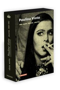 Paulino Viota. Obra 1966-1982: portada