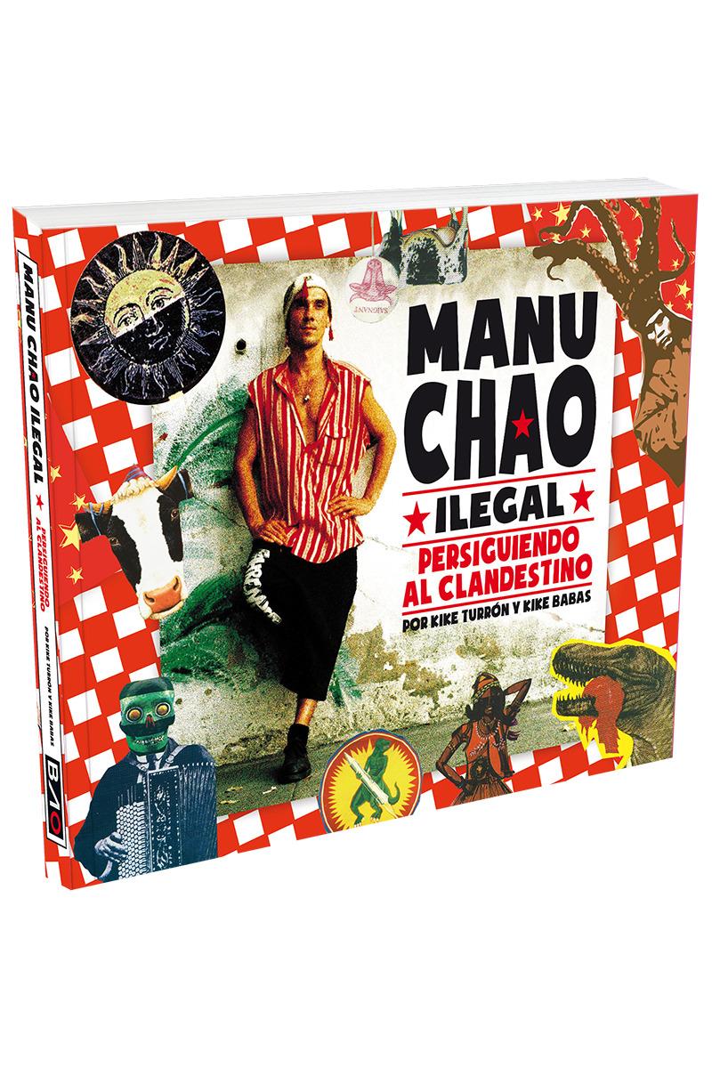 Manu Chao Ilegal: portada