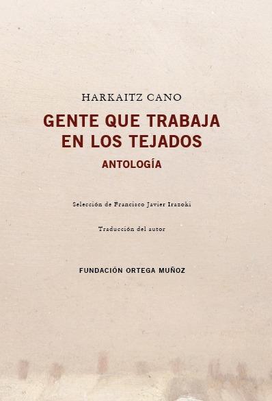 GENTE QUE TRABAJA EN LOS TEJADOS: portada