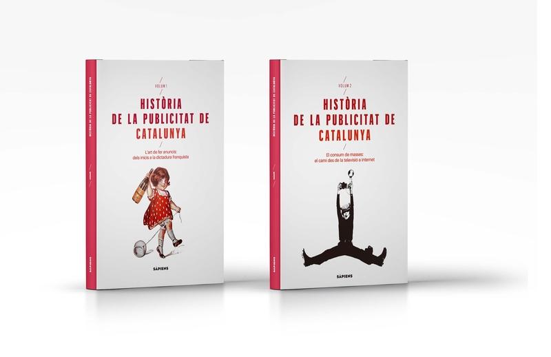 HISTÒRIA DE LA PUBLICITAT DE CATALUNYA: portada