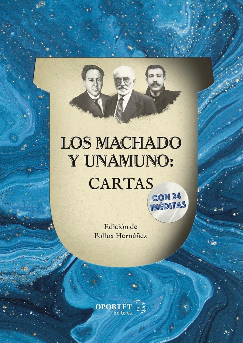 Los Machado y Unamuno: Cartas: portada