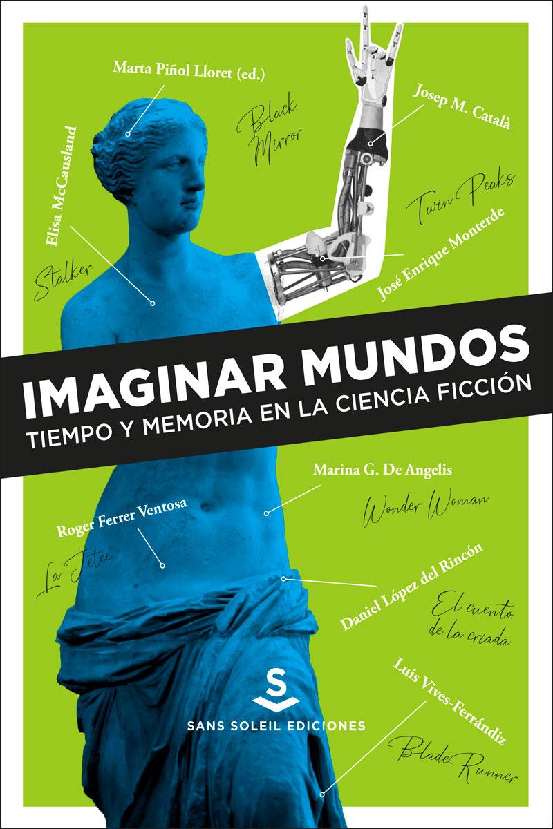 Imaginar mundos: portada