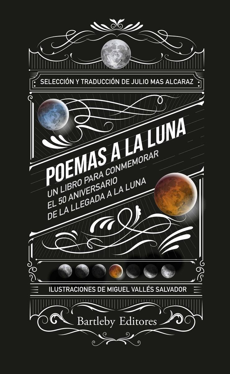 Poemas a la Luna: portada