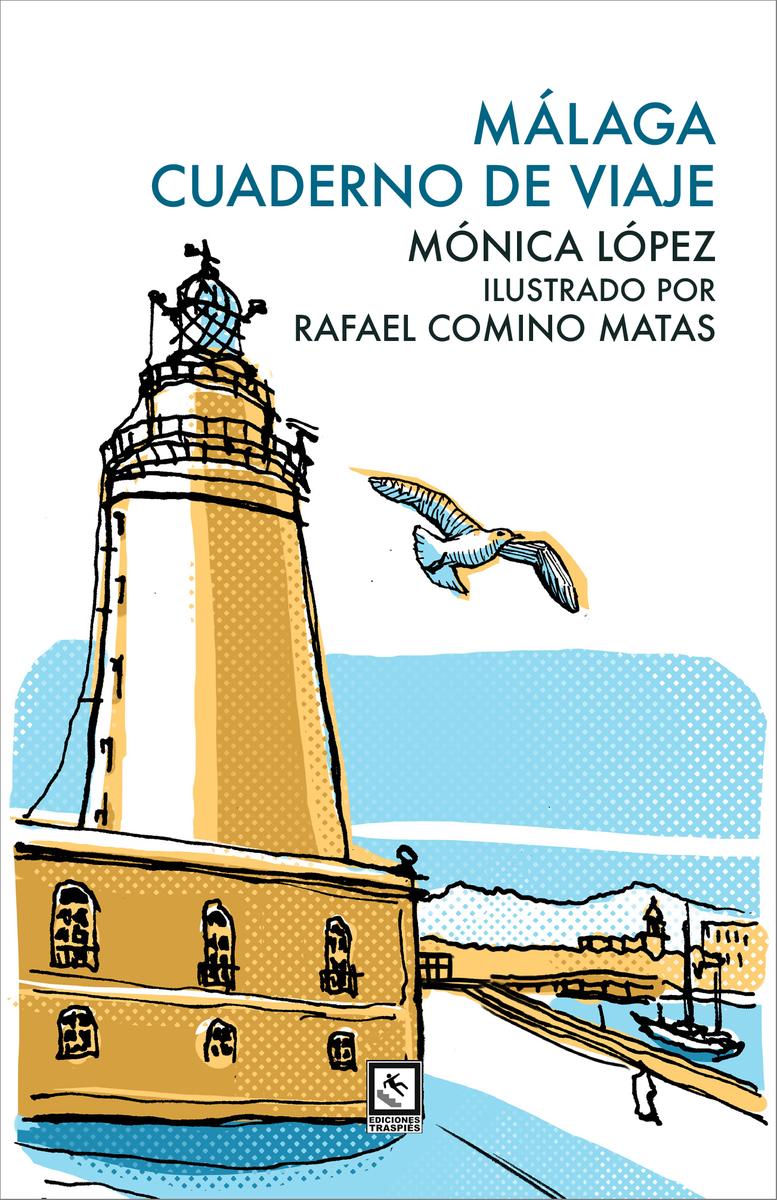 Málaga. Cuaderno de viaje: portada