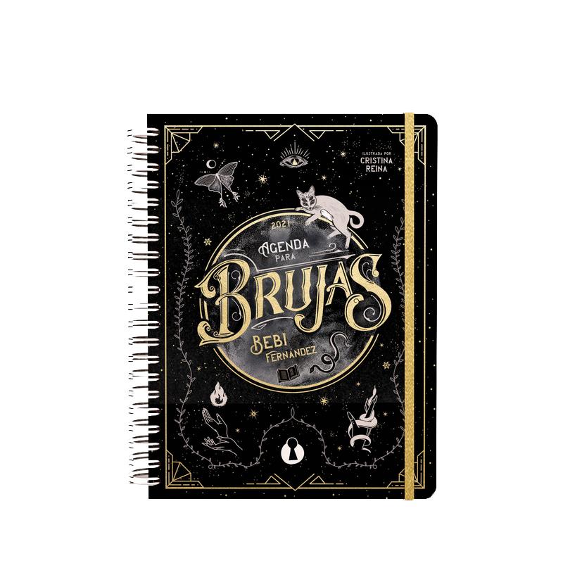 Agenda Para Brujas 2021: portada