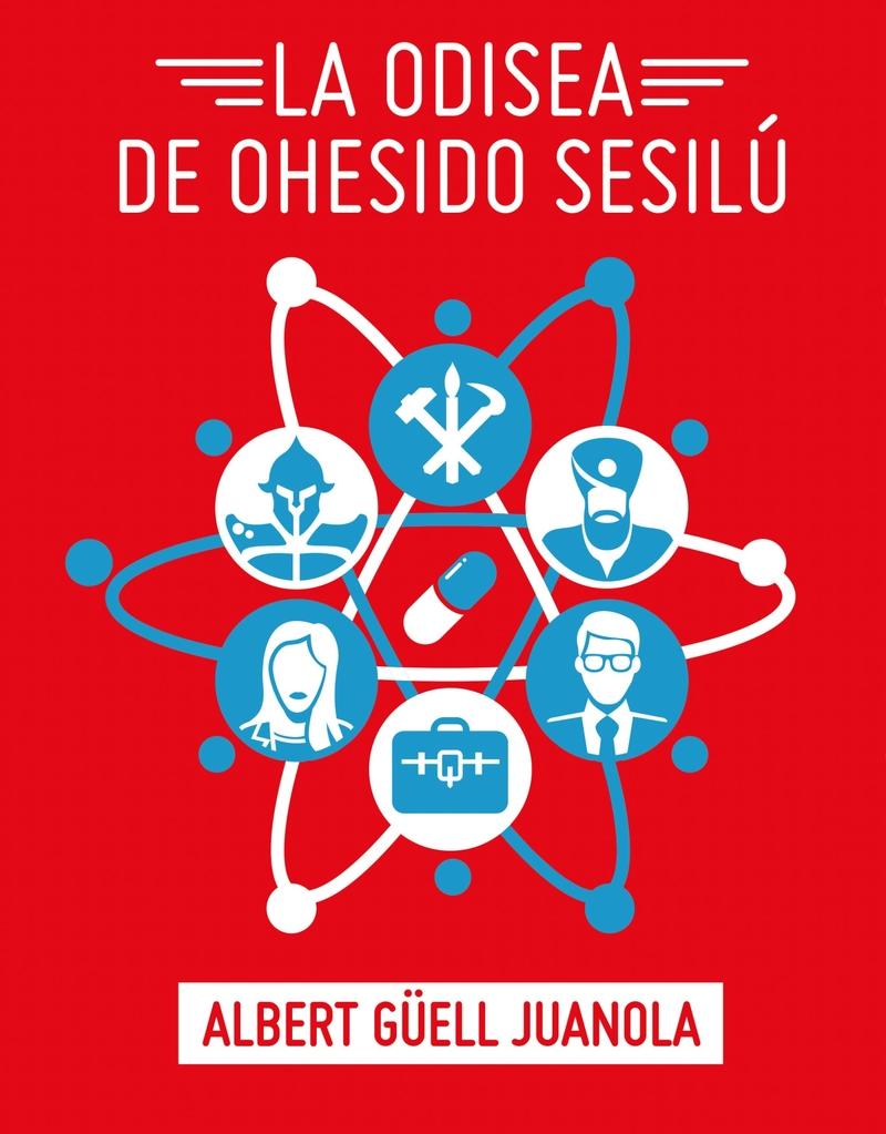 LA ODISEA DE OHESIDO SESILÚ: portada