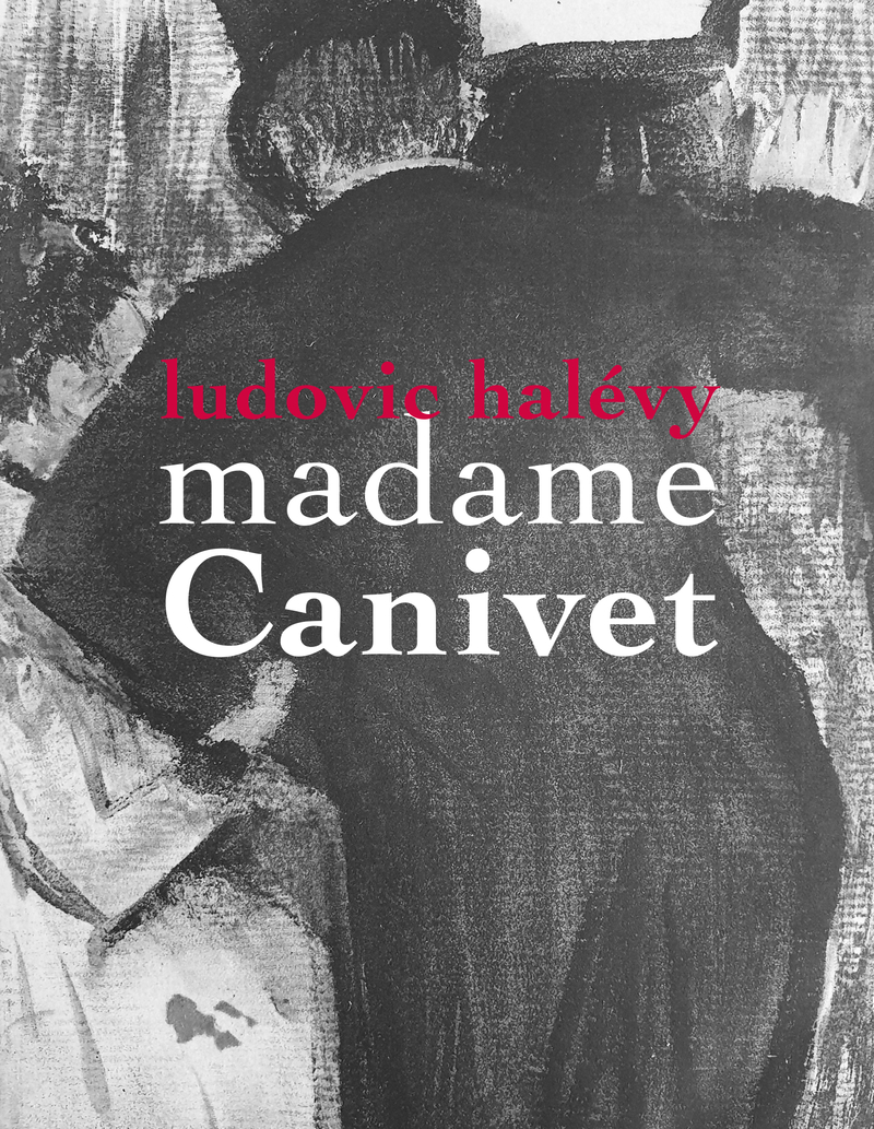 MADAME CANIVET: portada