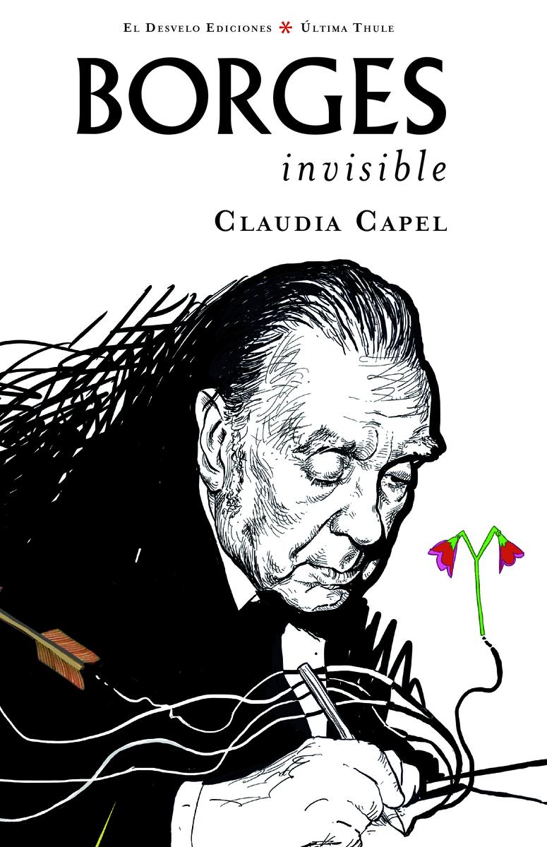 Borges invisible: portada