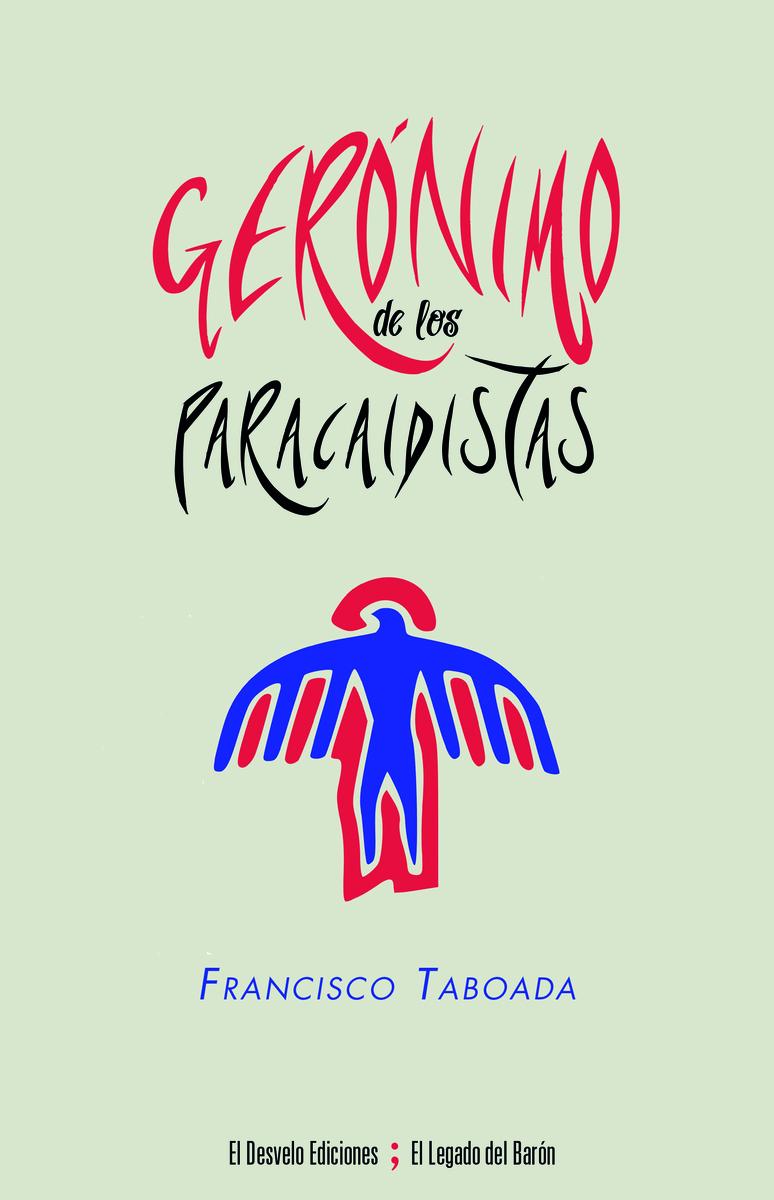 Gerónimo de los paracaidistas: portada