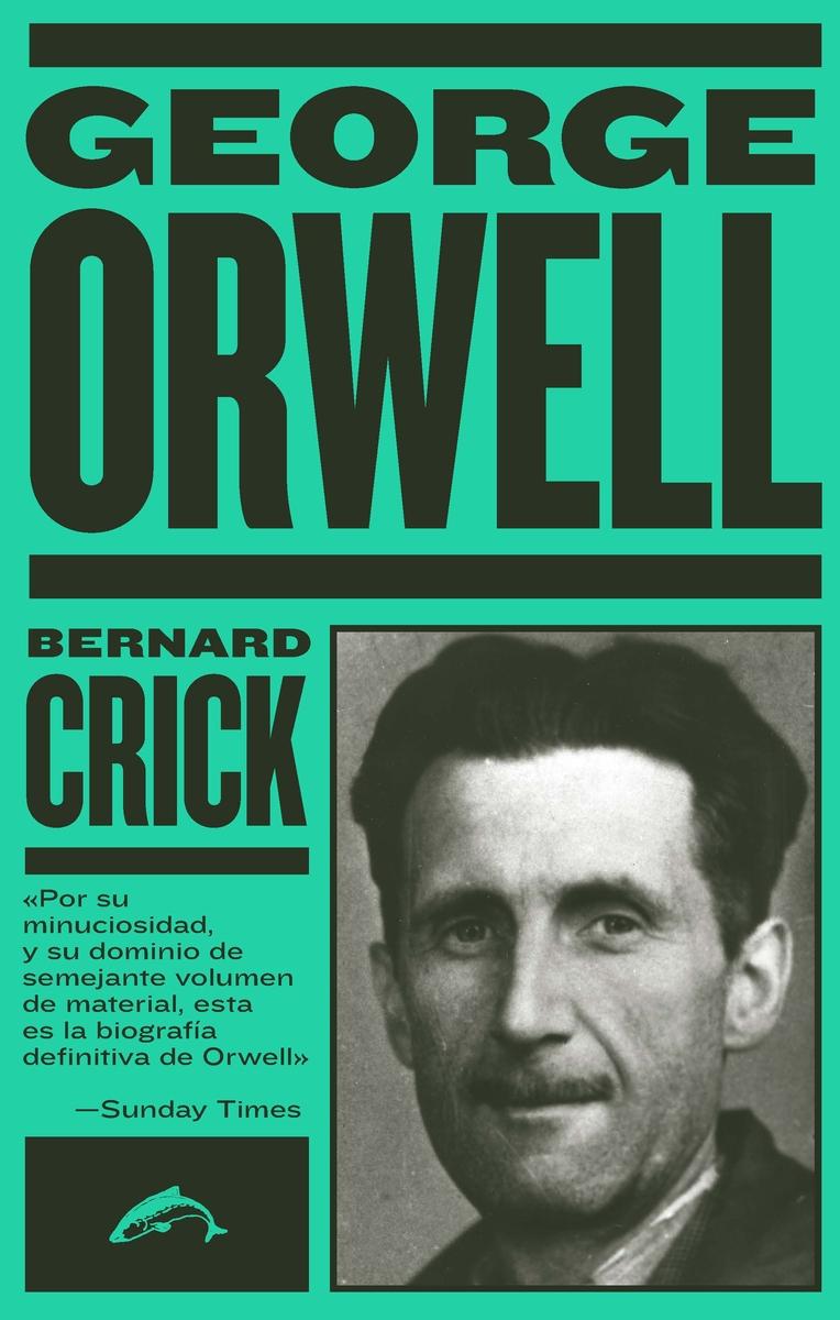 George Orwell: portada