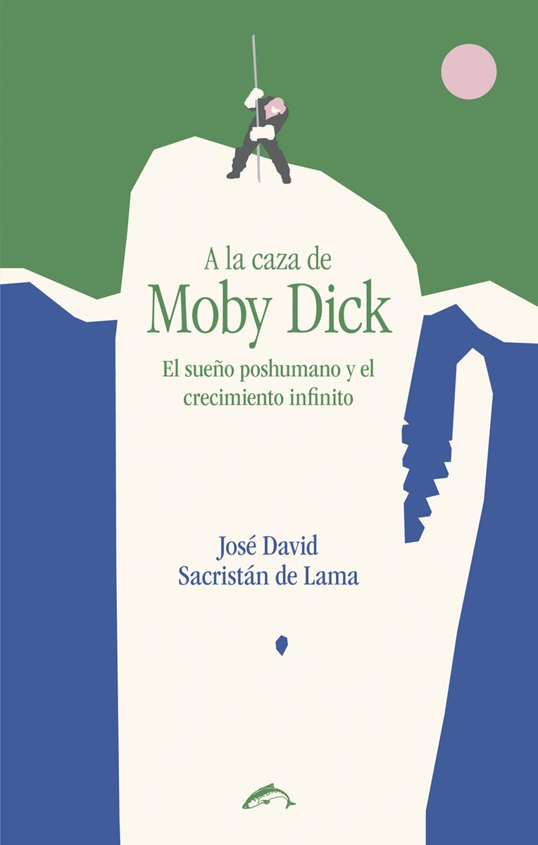 A la caza de Moby Dick: portada