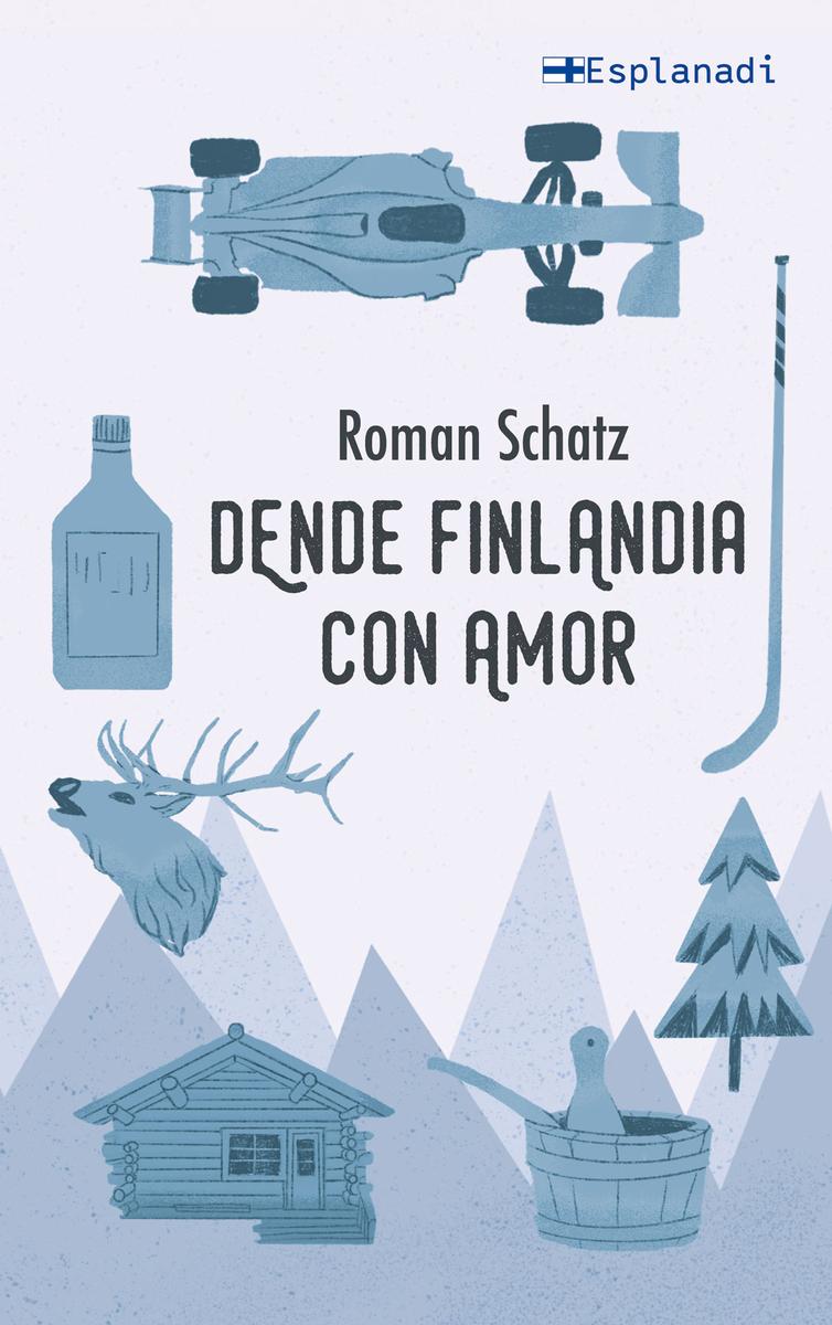 Dende Finlandia con amor: portada