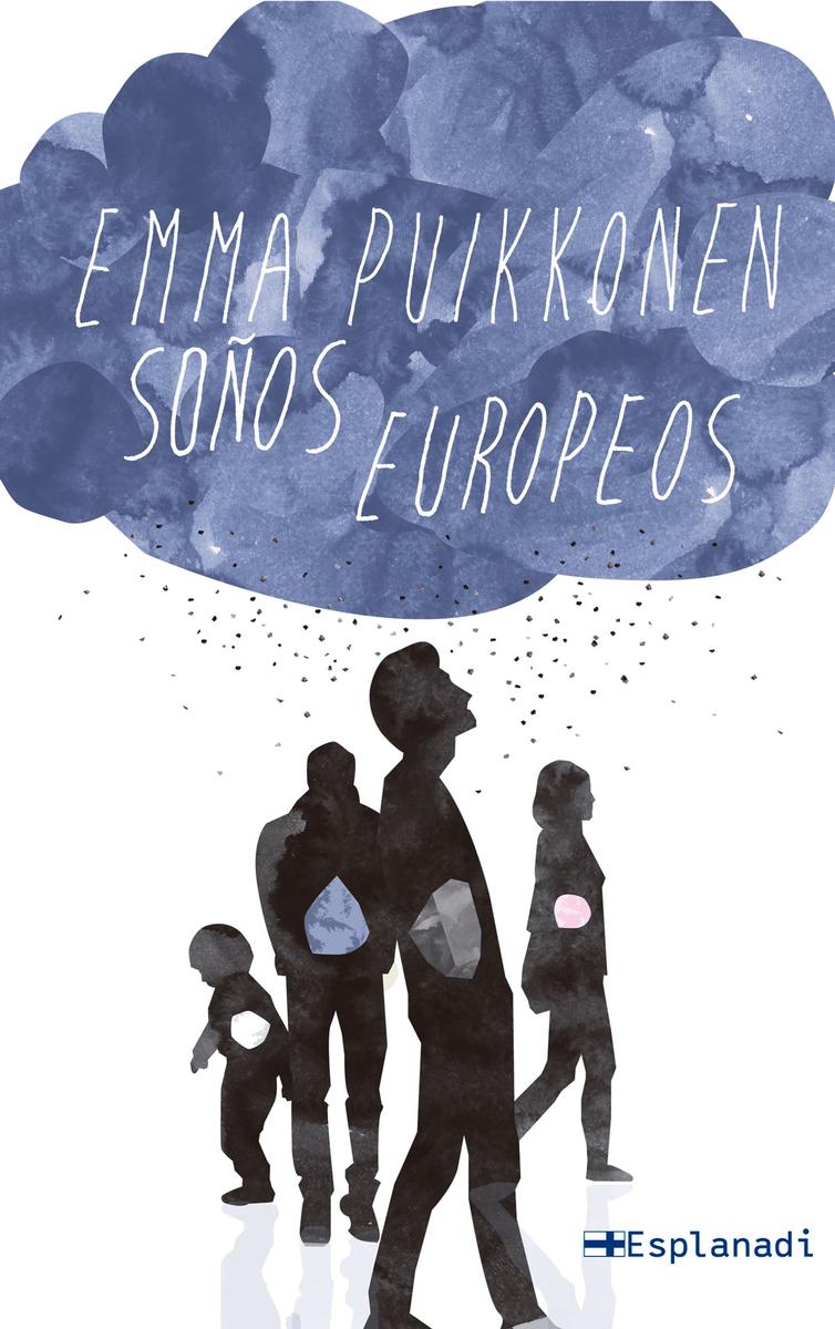 Soños europeos: portada