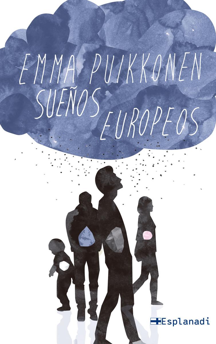 Sueños europeos: portada