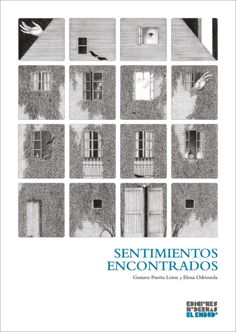 Sentimientos encontrados (Segunda edición): portada