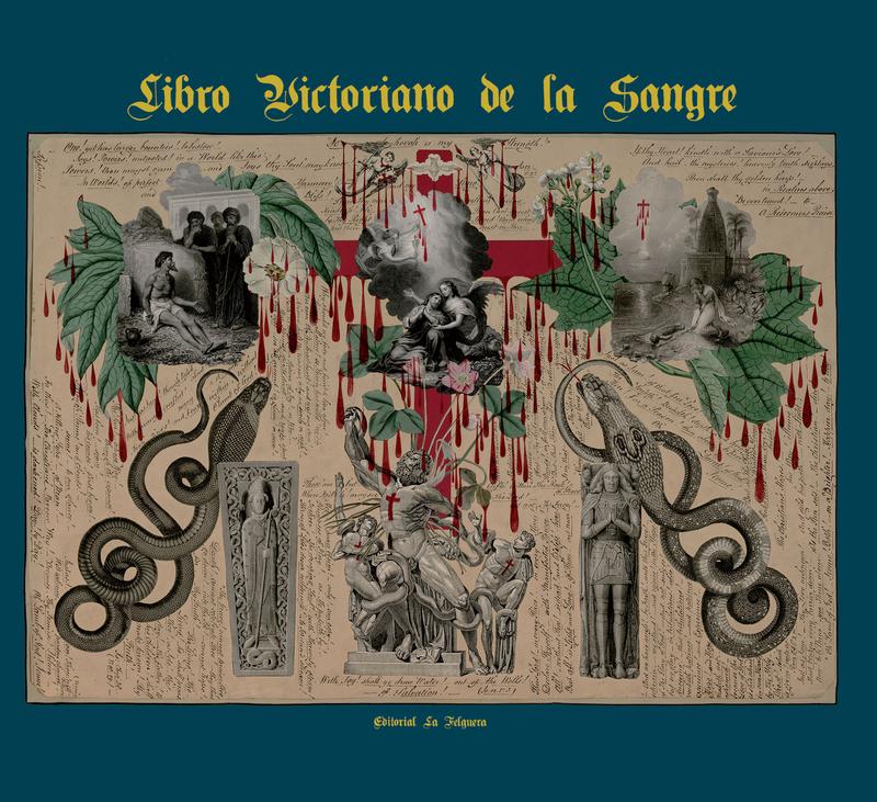 LIBRO VICTORIANO DE LA SANGRE: portada