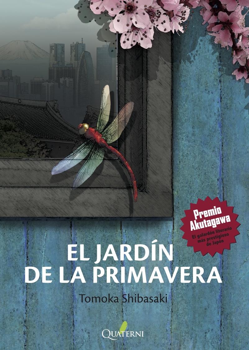 EL JARDÍN DE PRIMAVERA: portada