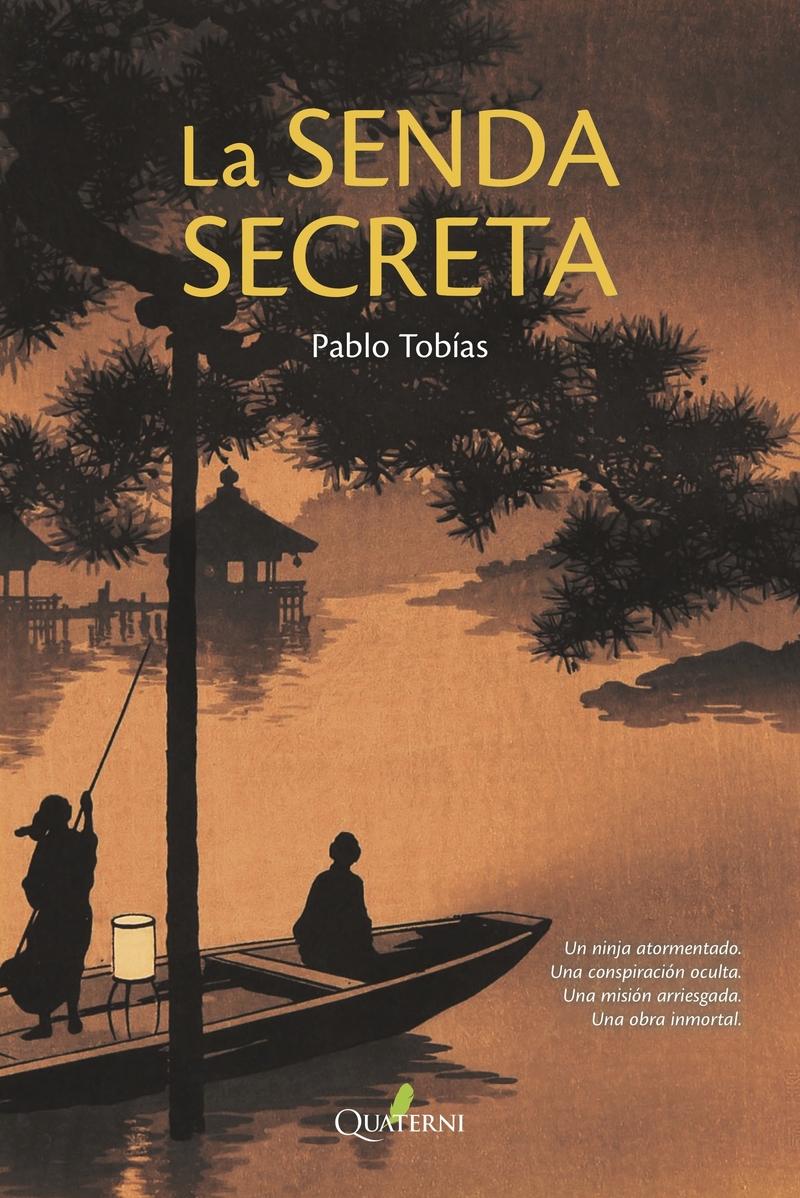 LA SENDA SECRETA: portada