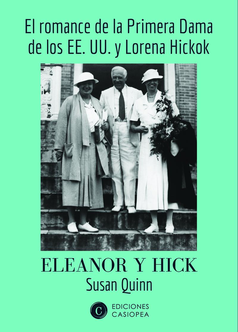Eleanor y Hick: portada