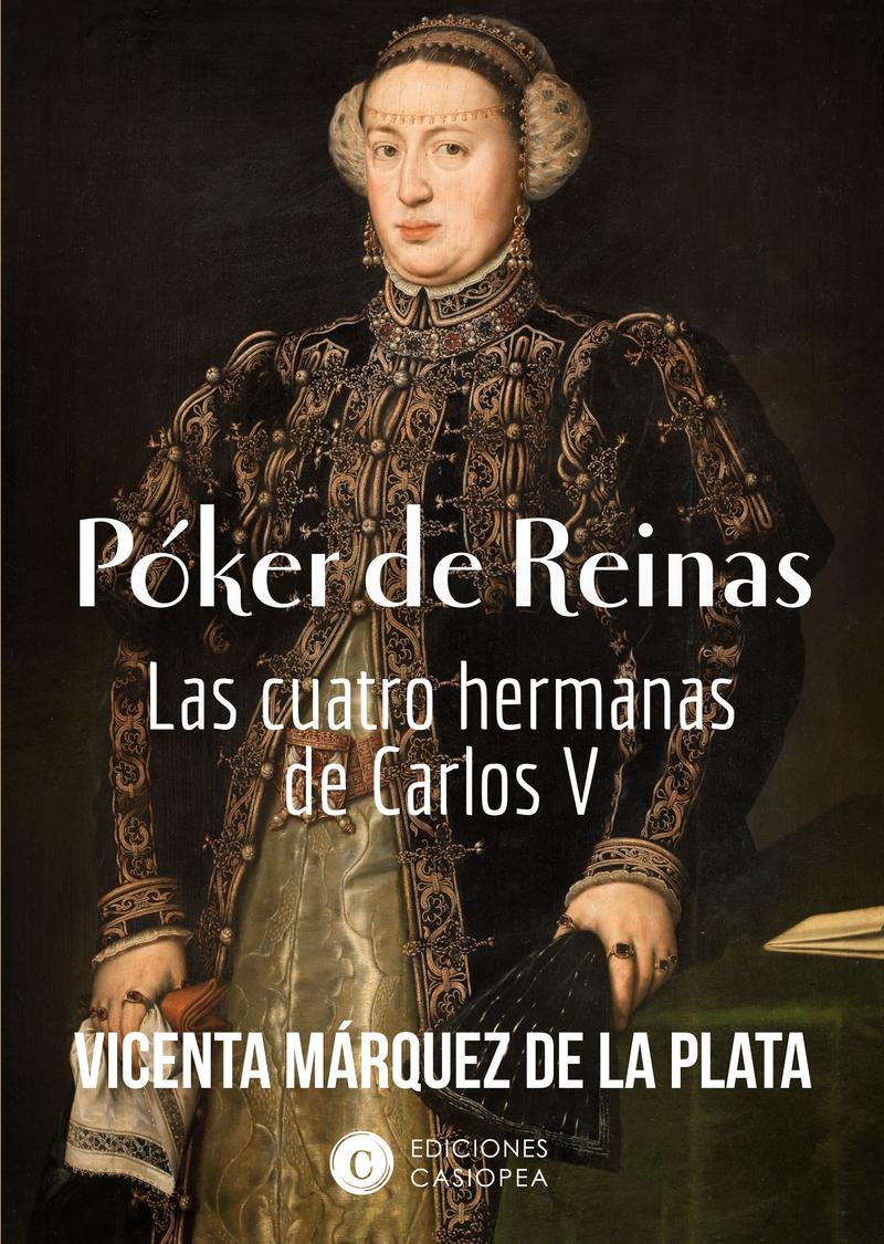 POKER DE REINAS: portada
