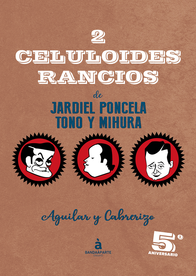 2 Celuloides Rancios: portada