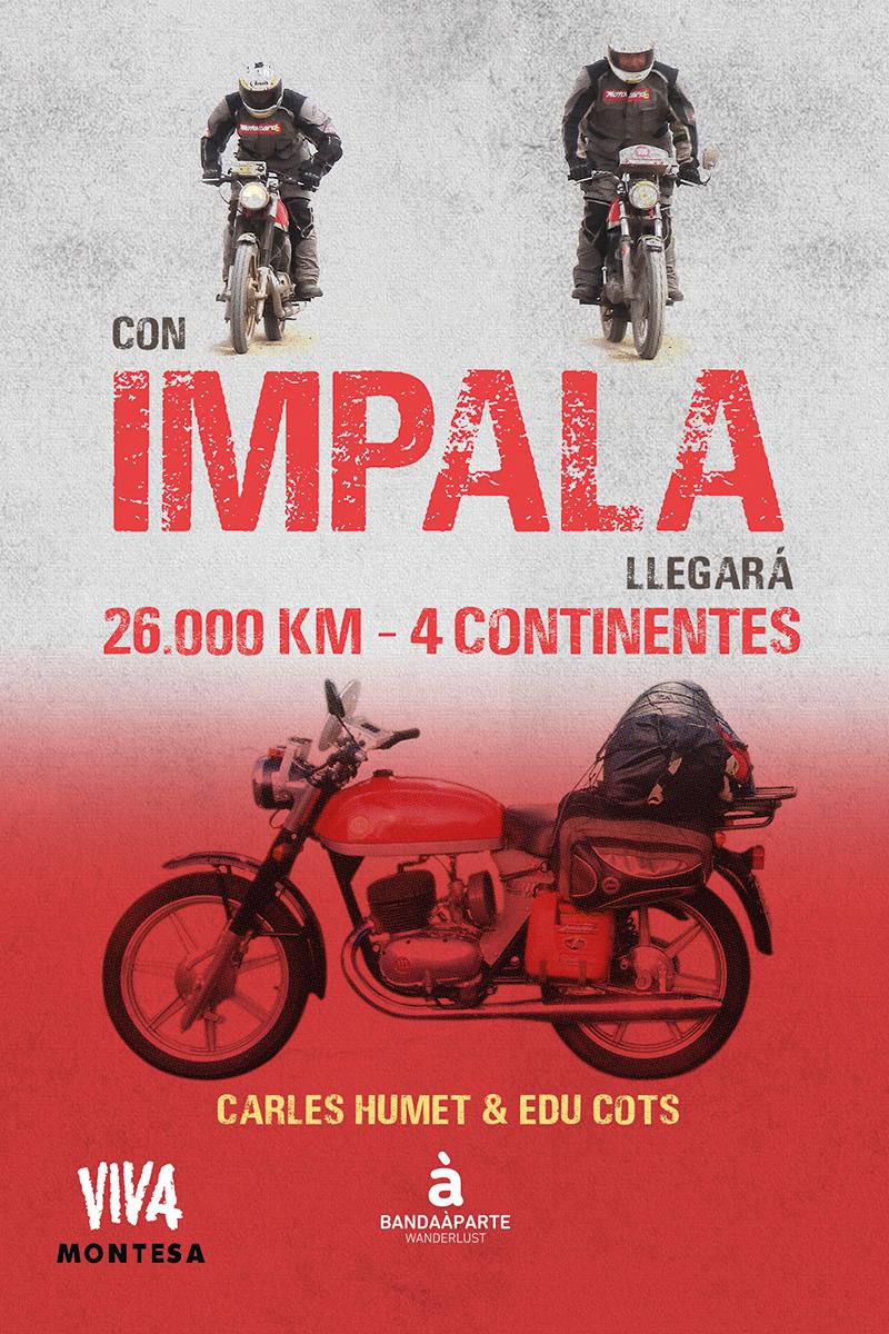 Con Impala llegará: portada