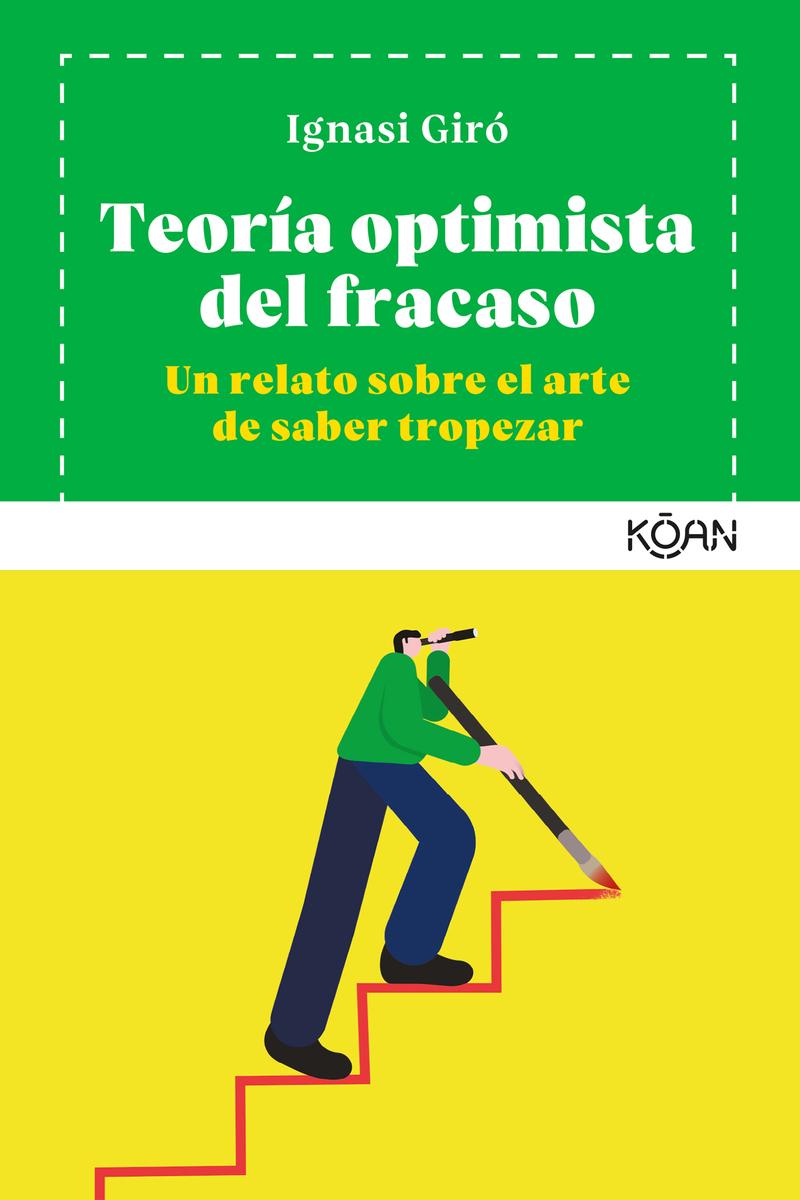 Teoría optimista del fracaso: portada