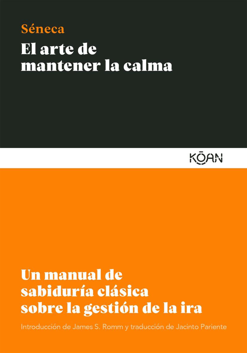 El arte de mantener la calma: portada