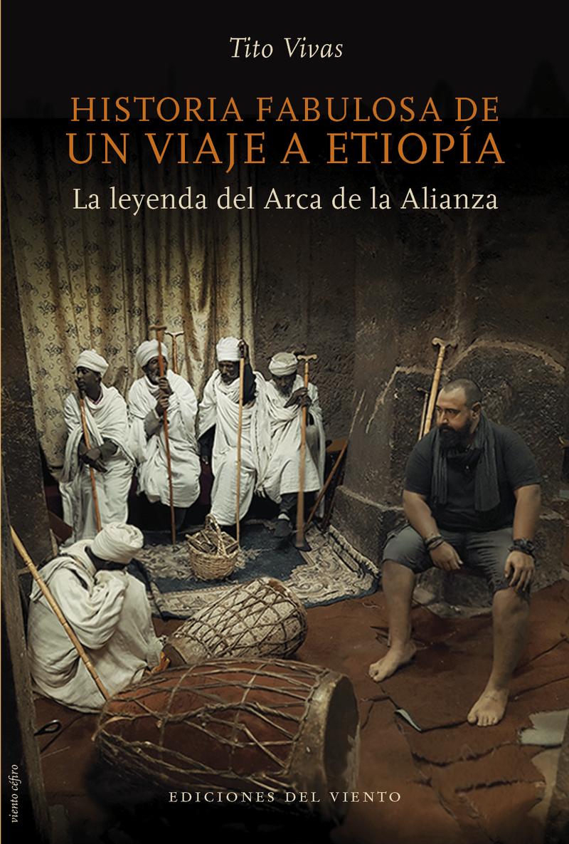 HISTORIA FABULOSA DE UN VIAJE A ETIOPÍA: portada