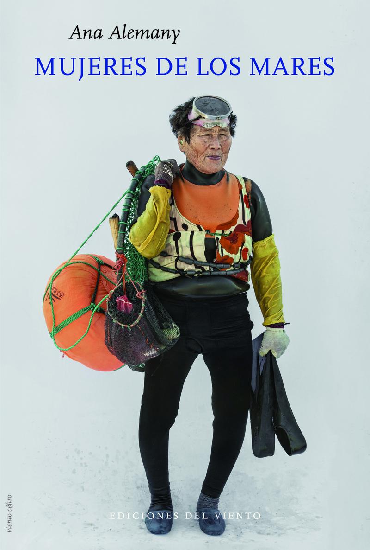 Mujeres de los mares: portada