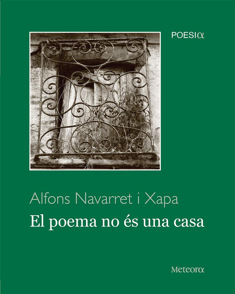 El poema no és una casa: portada
