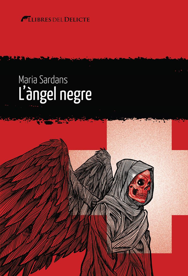 L'àngel negre: portada